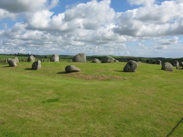 Torhouse Stone Circle
