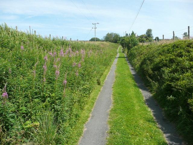 Wadsworth FP58 on Old Laithe Lane, Chiserley