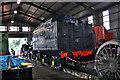 SO7192 : Peep Behind the Scenes - Bridgnorth locomotive works - 2 by Philip Pankhurst