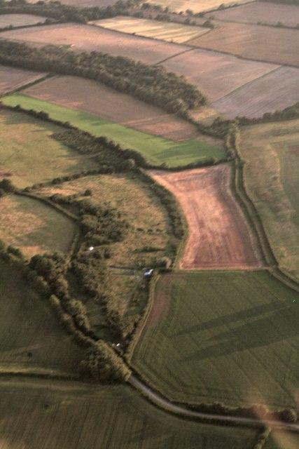 Harrington Hill: aerial 2017