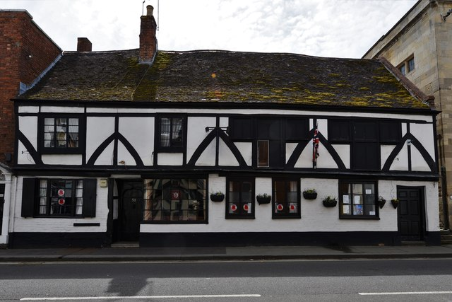 Tewkesbury: Royal British Legion; 50, Church Street