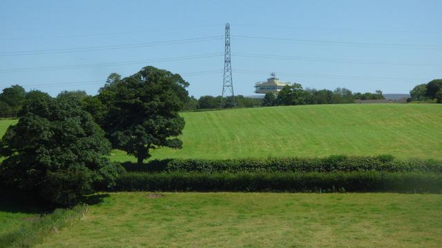Fields near Greenways Farm