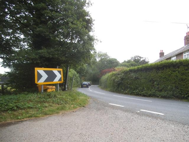 Annables Lane, Kinsbourne Green