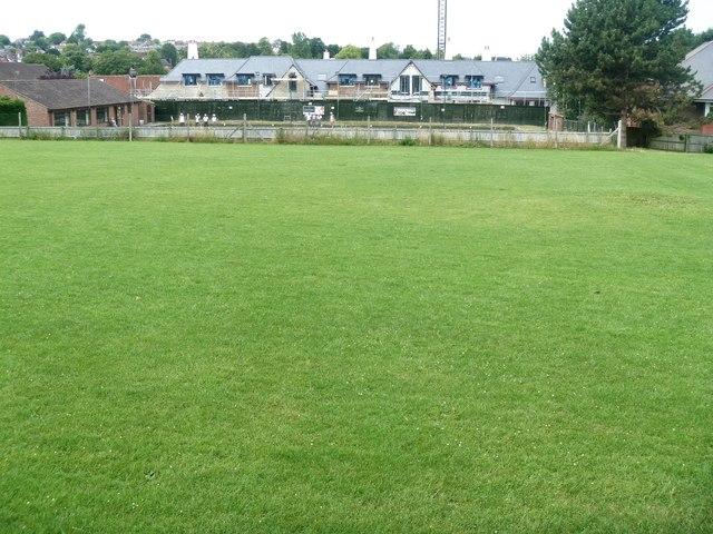 Recreation ground [1]