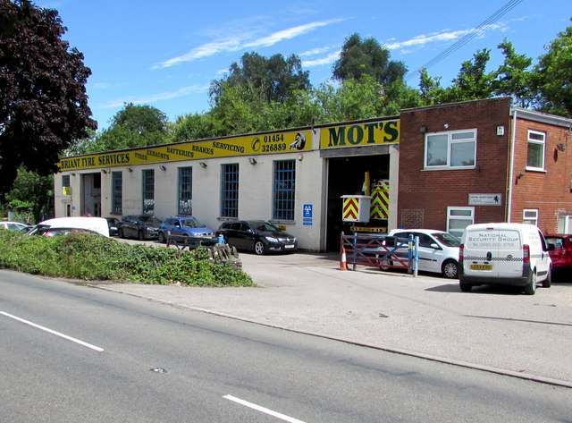 Briant Tyre Services, Westerleigh