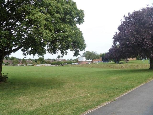 Recreation ground [4]