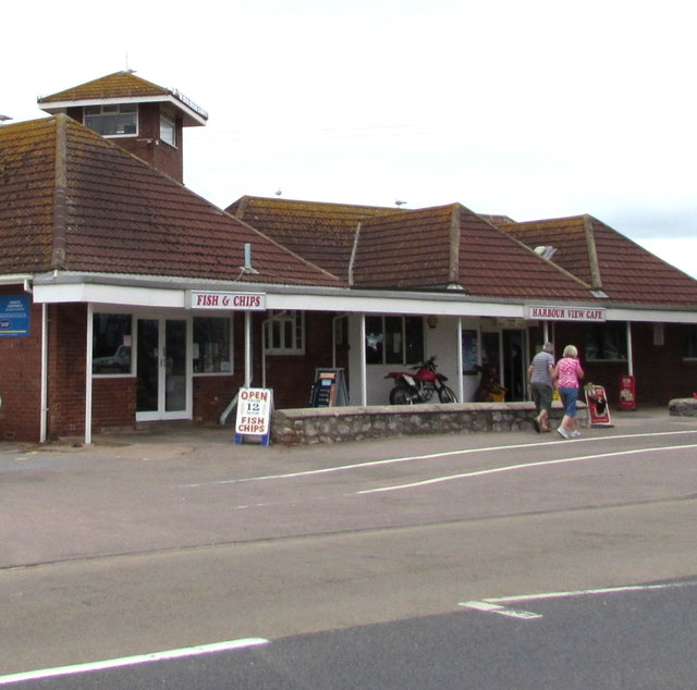 Harbour View Cafe, Exmouth