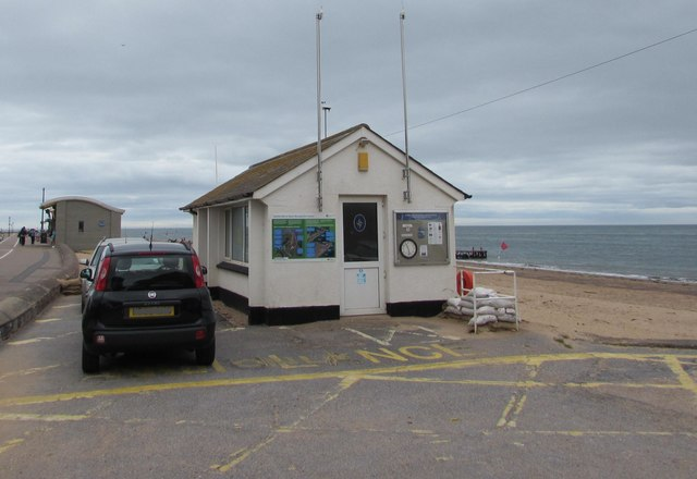 Exmouth Coastwatch Station