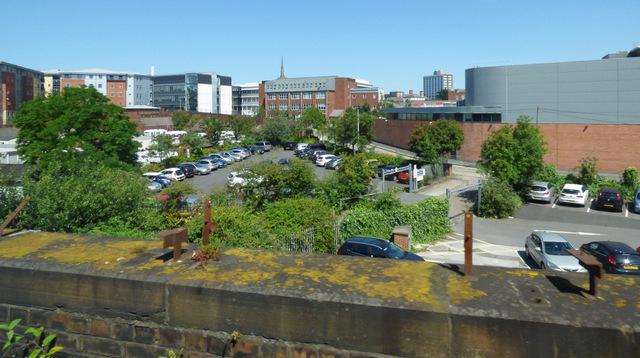 Leighton Street car parks