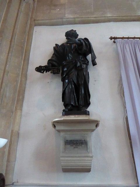 Inside St Mary, Yatton (b)