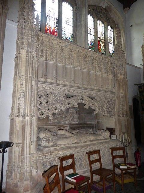 Inside St Mary, Yatton (g)