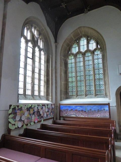 Inside St Mary, Yatton (d)