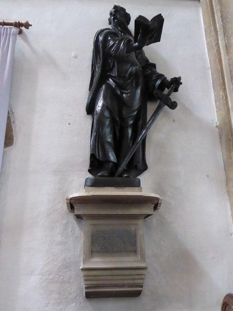 Inside St Mary, Yatton (e)