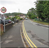 ST3090 : From 40 to 30, Pillmawr Road, Malpas, Newport by Jaggery