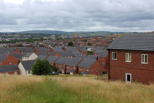A View towards Bastwell
