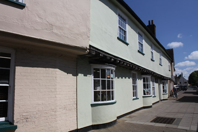 3 and 5 George Street, Hadleigh