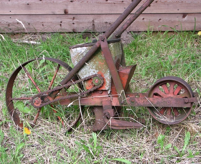 Whitwood Seed Drill
