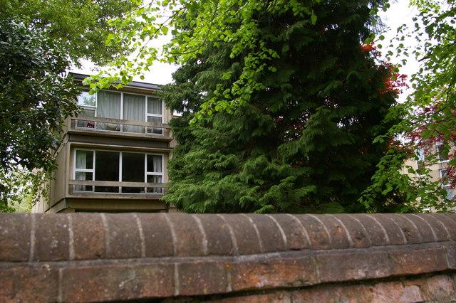 Woodstock Road, Oxford: University College annexe