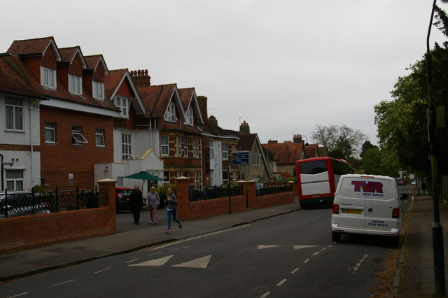 Linton Road, Oxford