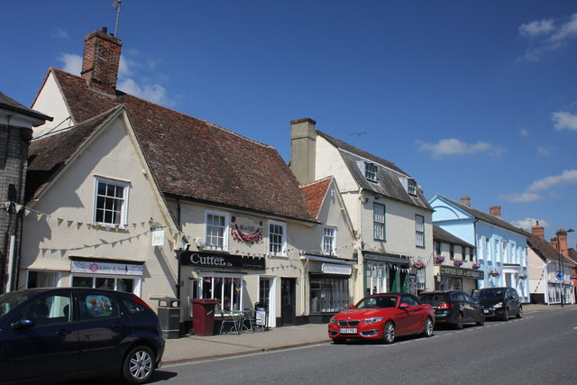 79 to 89 High Street, Hadleigh