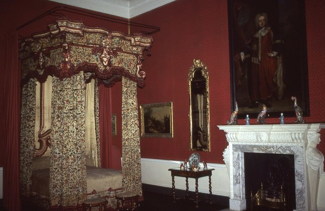 The State Bed and State Bedroom, Clandon Park