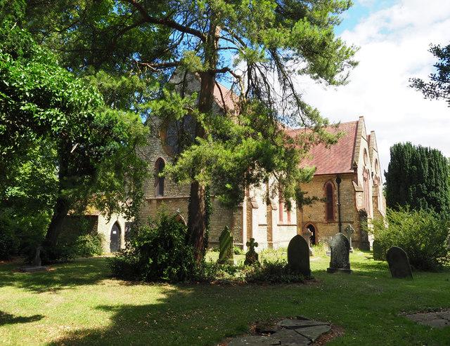 St George, Wolverton