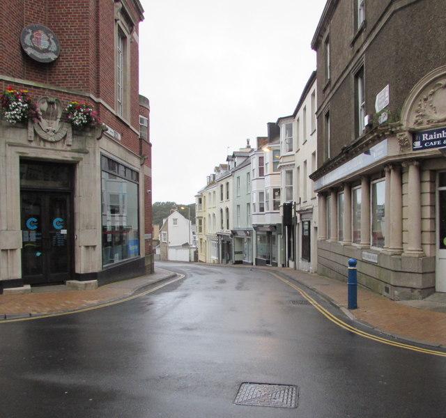 Down Northfield Road, Ilfracombe