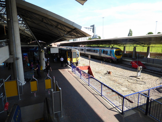 The Station at Manchester Airport