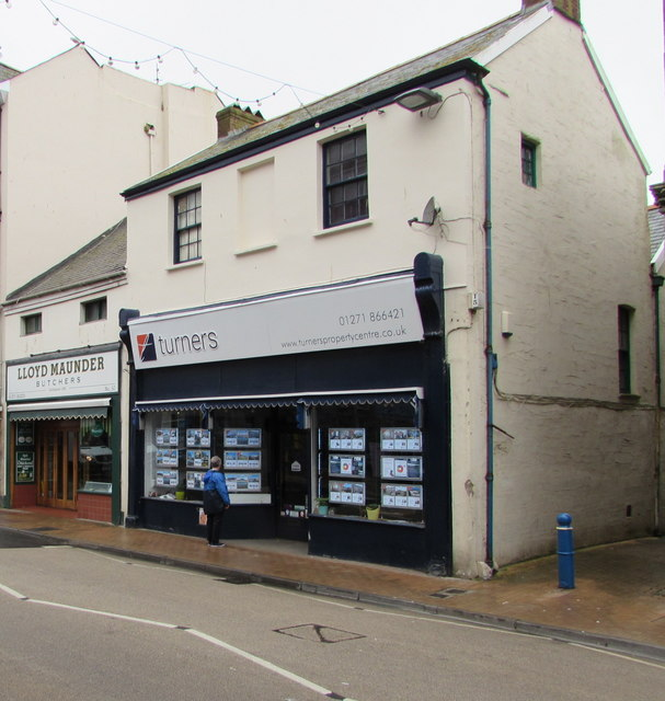 Turners Property Centre, 49 High Street, Ilfracombe