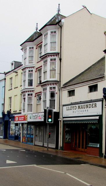 Lloyd Maunder Butchers, 50 High Street, Ilfracombe