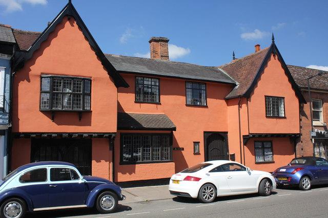Sun Court, 107 High Street, Hadleigh