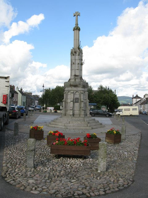 Wigtown Mercat Cross