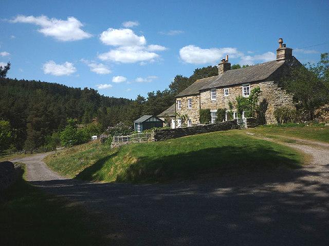 Cottages at Shildon