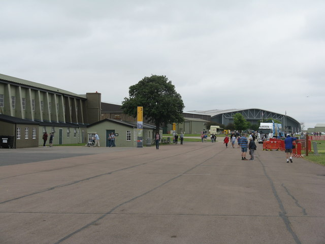 Imperial War Museum at Duxford