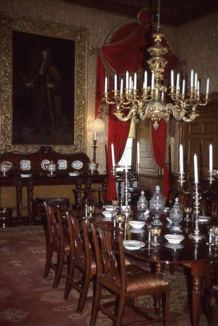 Dining Room, Clandon Park