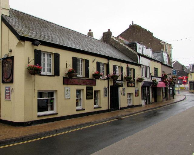 The Wellington, High Street, Ilfracombe