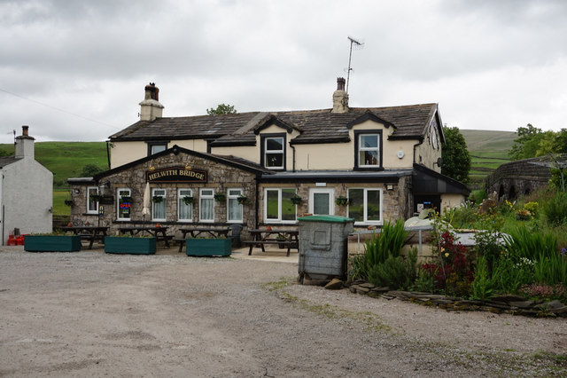 Helwith Bridge Inn, Helwith Bridge