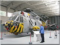 TL4546 : Westland Sea King HAS 6 at Duxford by M J Richardson