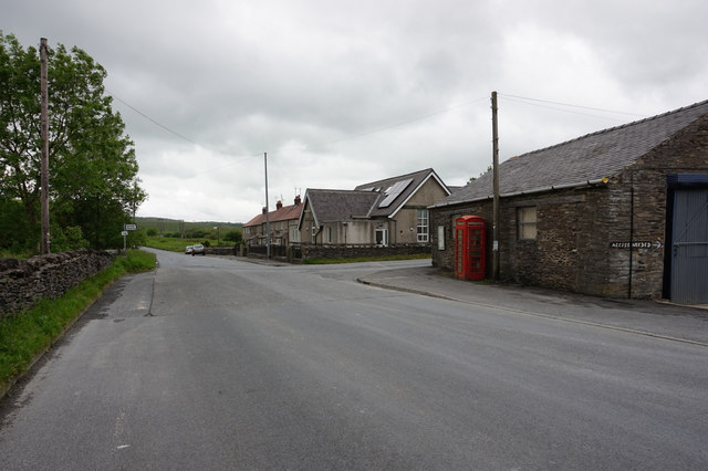 Austwick Road, Helwith Bridge
