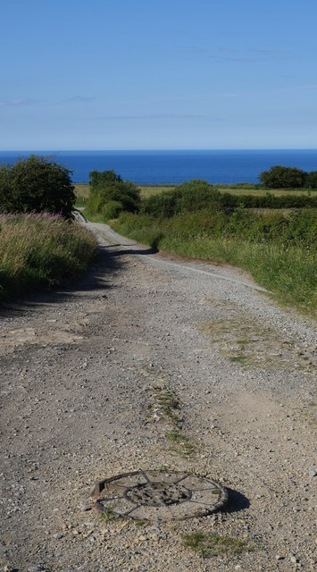 Hammond Road (North Of Junction With Station Road), Ravenscar