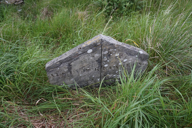 Boundary Stone on Austwick Road
