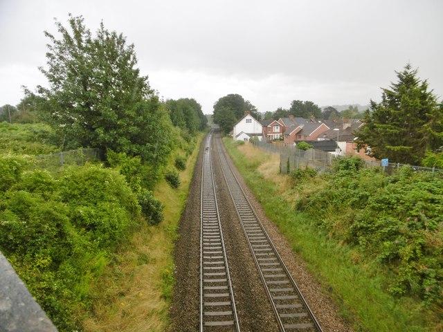 Salisbury, railway lines