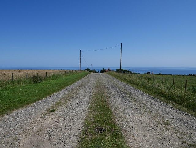 Loring Road, Ravenscar