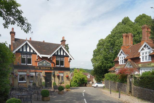 Cautherly Lane, Great Amwell