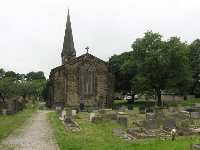 St. Paul's Church, Birkenshaw