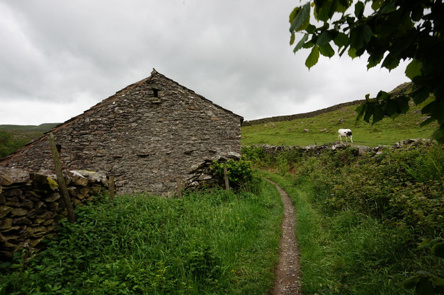 White Stone Lane, Wharfe