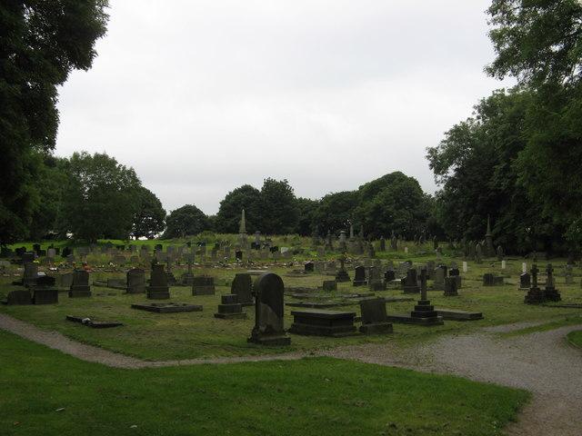 Birkenshaw St Paul's Churchyard