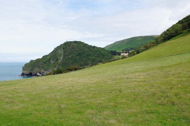 Field below Crock Pits