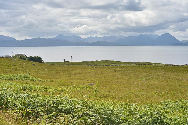 Moorland north of Camustiel