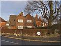 SK5744 : Corner semis on Edwards Lane Council Estate by SK53